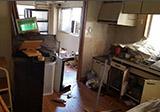 【愛知県名古屋市北区】単身者の引越し後に残った家財一式の回収