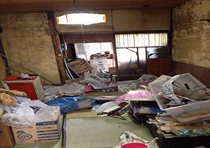 【愛知県愛西市】40年以上前からの年季の入った不用品回収