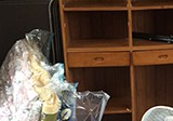 【愛知県名古屋市東区】本棚や家電製品など片付けで断舎離する不用品の回収