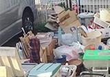 【愛知県豊田市】お庭まわり及び物置小屋内の不用品のお片付け