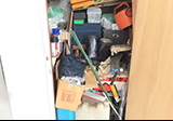 【愛知県名古屋市熱田区】倉庫内の灯油・スプレー缶・段ボール・廃プラスチックの回収