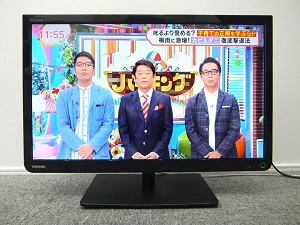 TOSHIBA 東芝 23型 液晶テレビ 23S8 2015年製