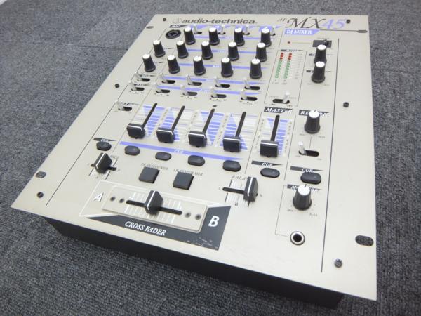 audio-technica ミキサー AT-MX45