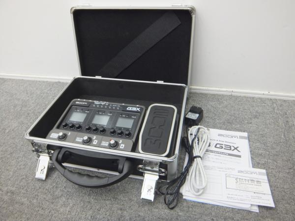 ZOOM(ズーム) G3X マルチエフェクター