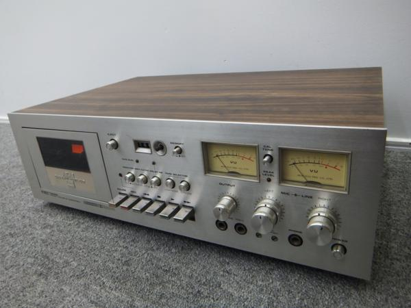 AKAI(アカイ)GXC-740D カセットデッキ