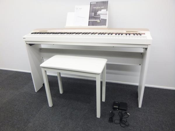 CASIO カシオ 電子ピアノ PX-160GD 2016年 シャンパンゴールド