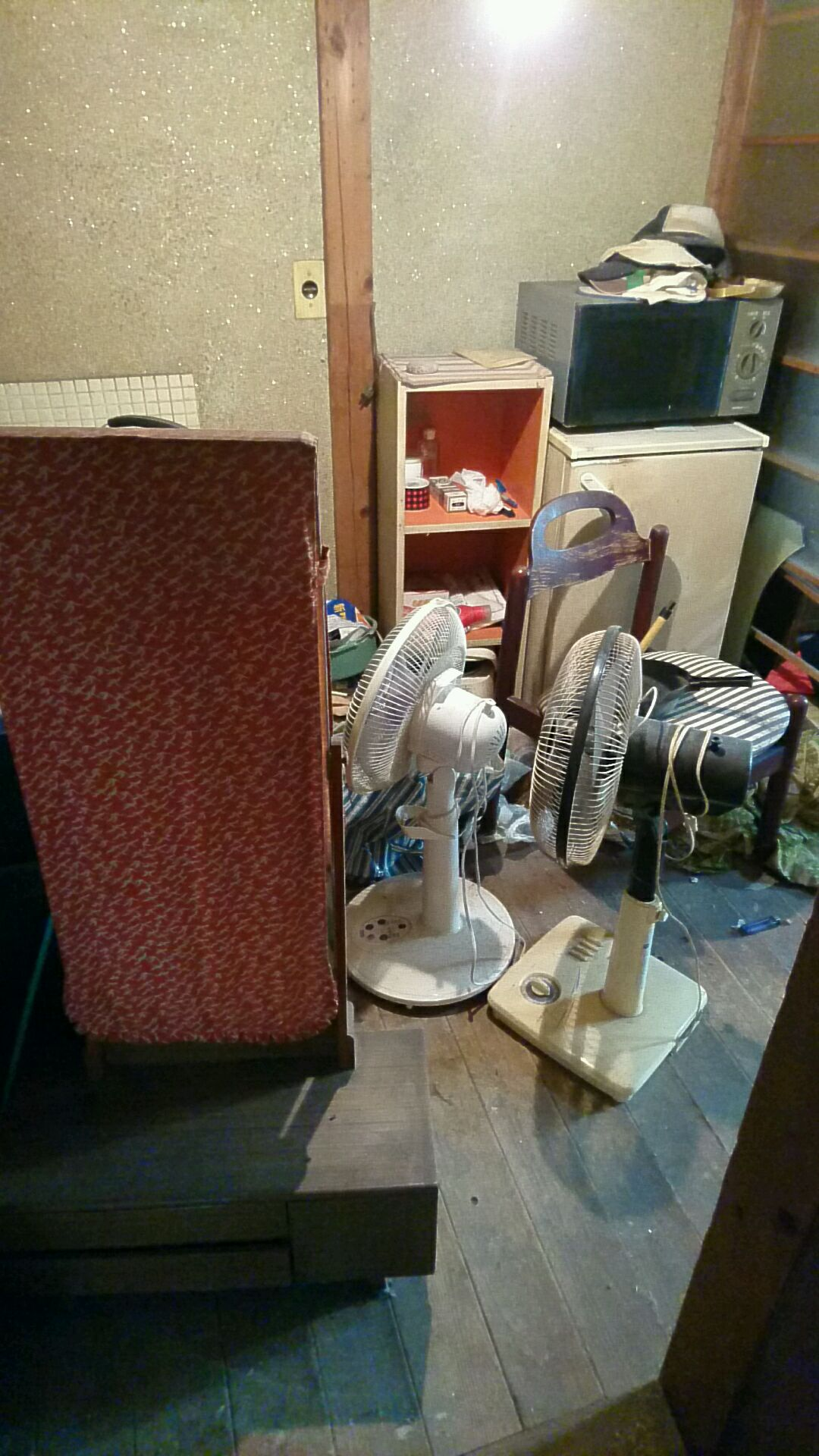 【愛知県名古屋市熱田区】リフォーム準備のため古い家電・家具の粗大ゴミ処分