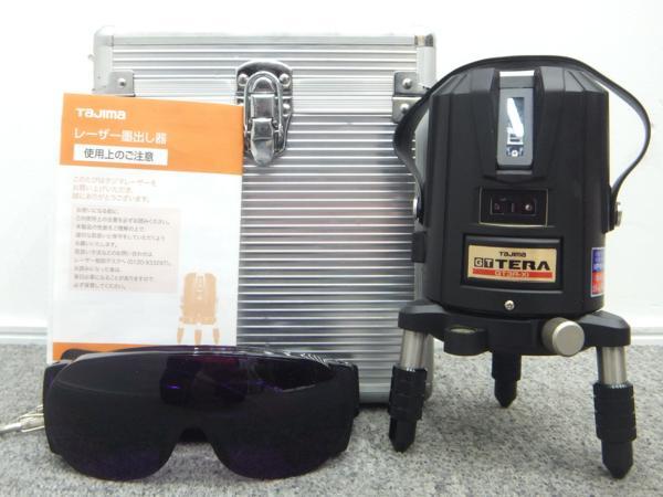 TAJIMA タジマ レーザー墨出し器 GT TERA GT3R-Xi