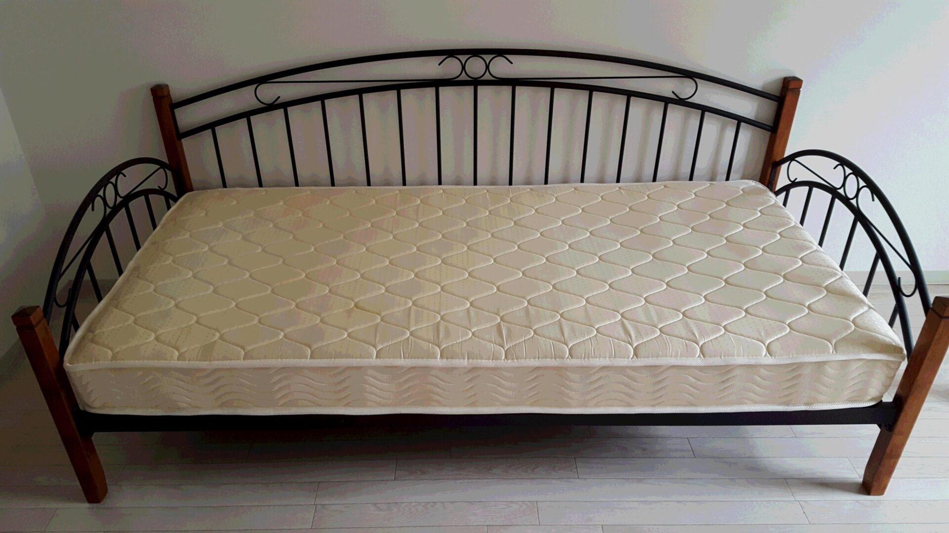 【愛知県名古屋市東区】不要なシングルベッドのフレーム解体と回収