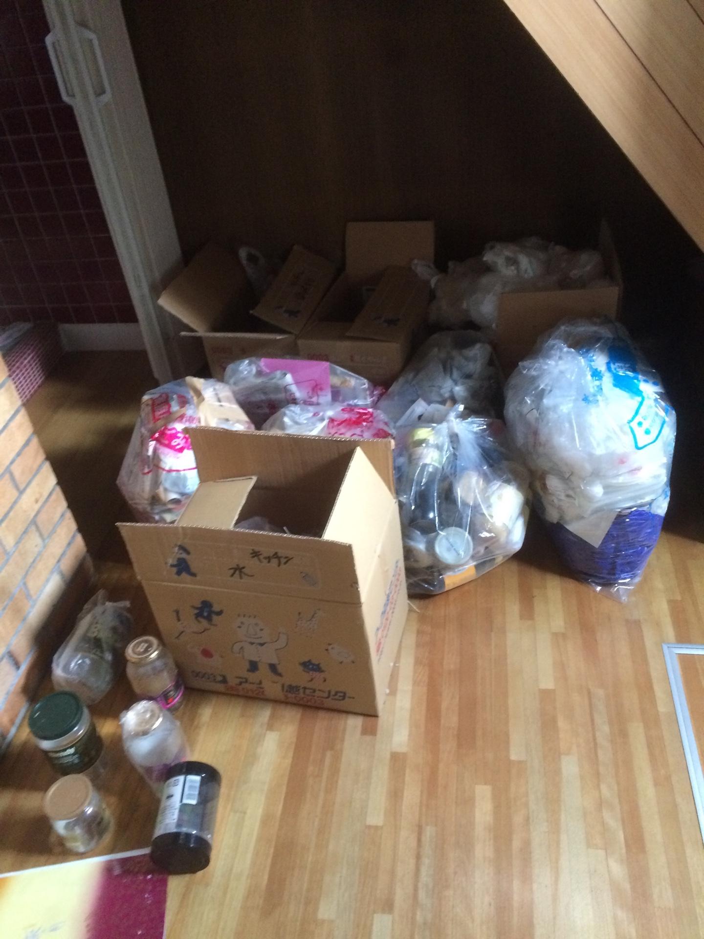 【愛知県名古屋市緑区】お引越し時に要らない物の不用品回収