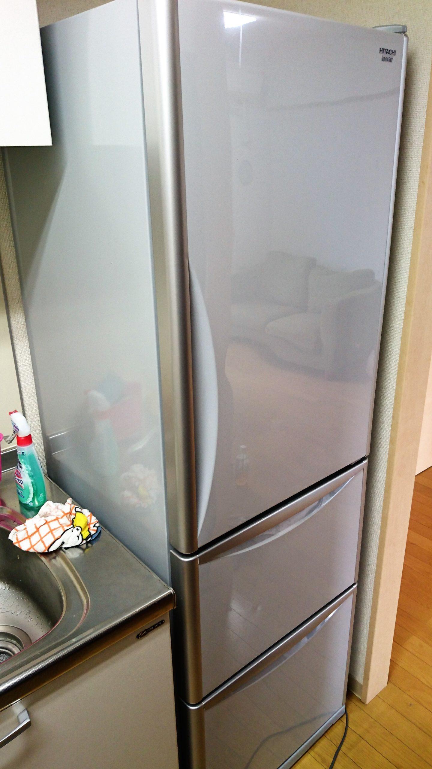 【愛知県名古屋市緑区】処分予定の大型冷蔵庫の出張買取