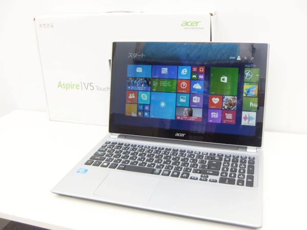 Acer エイサー Aspire V5-531 MS2361 タッチパネル Win8.1