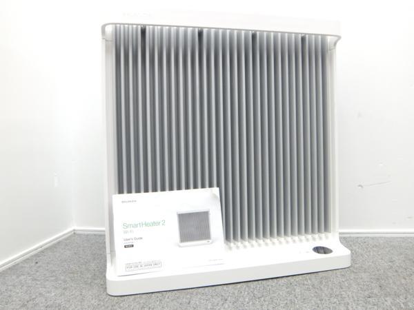 BALMUDA バルミューダ パネルヒーター ESH-1100UA-SW SmartHeater2 Wi-Fiモデル