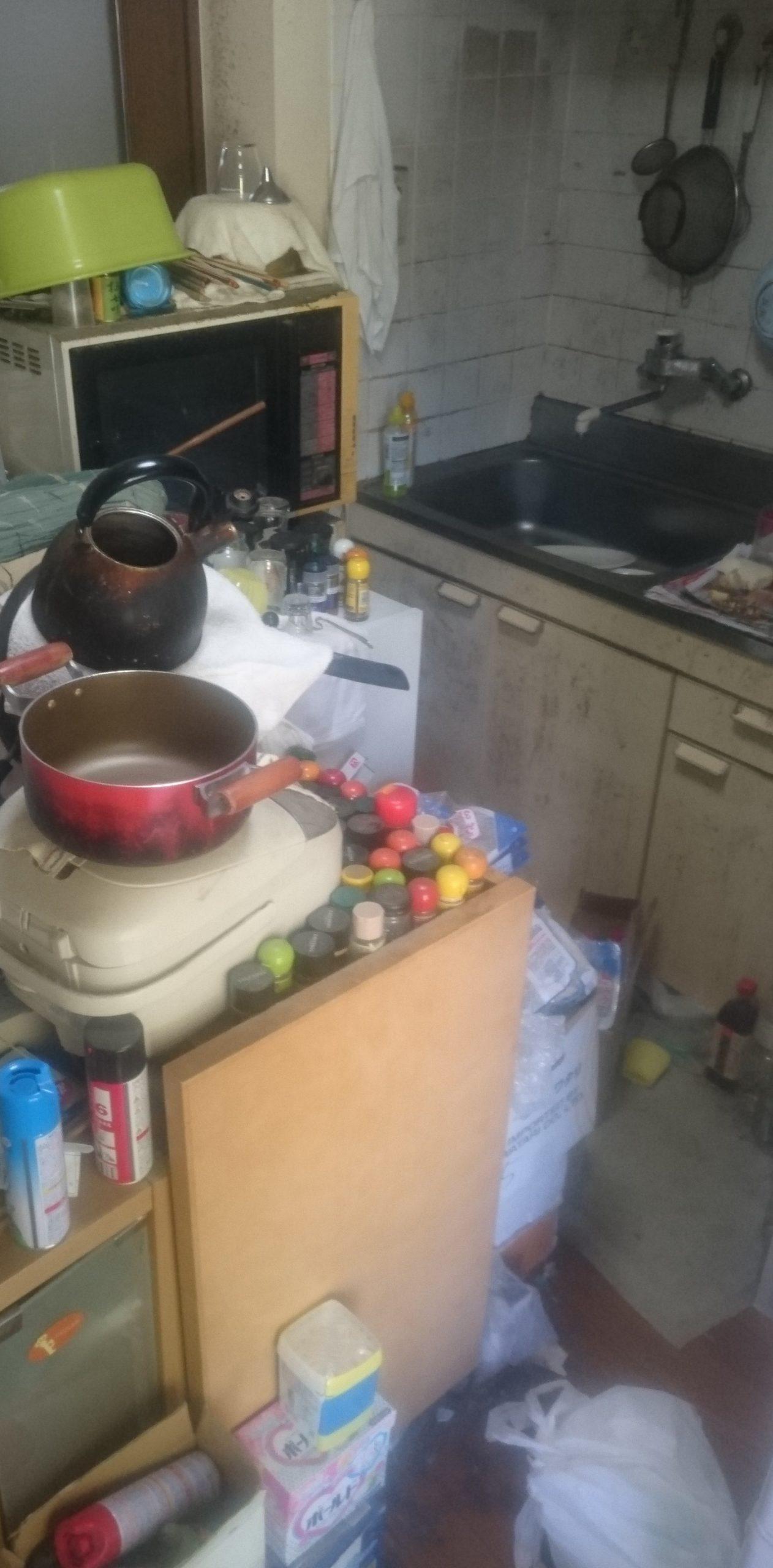 【愛知県名古屋市千種区】キッチンまわりの家電や調理用品の回収