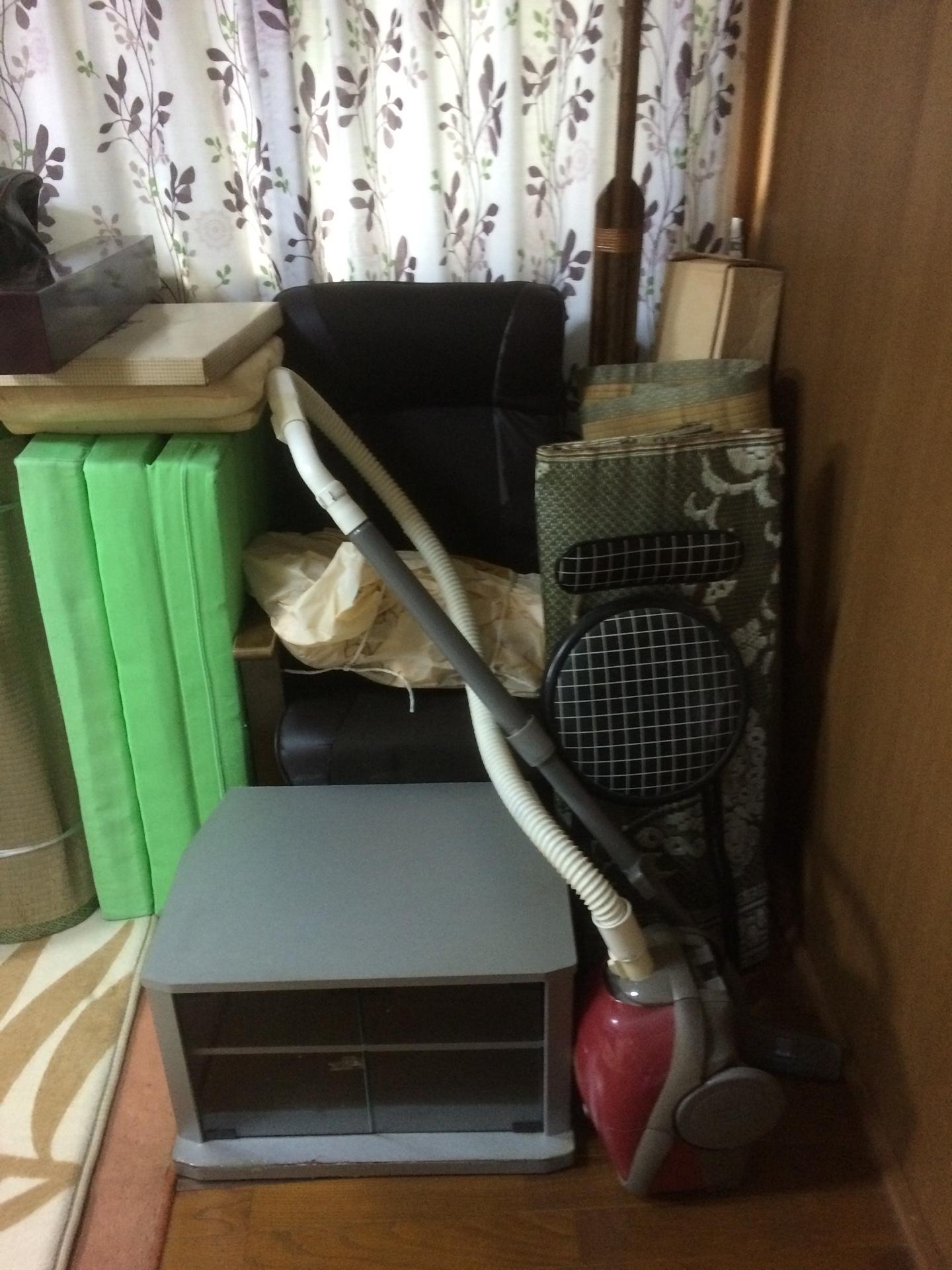 【愛知県名古屋市東区】生活雑貨の回収