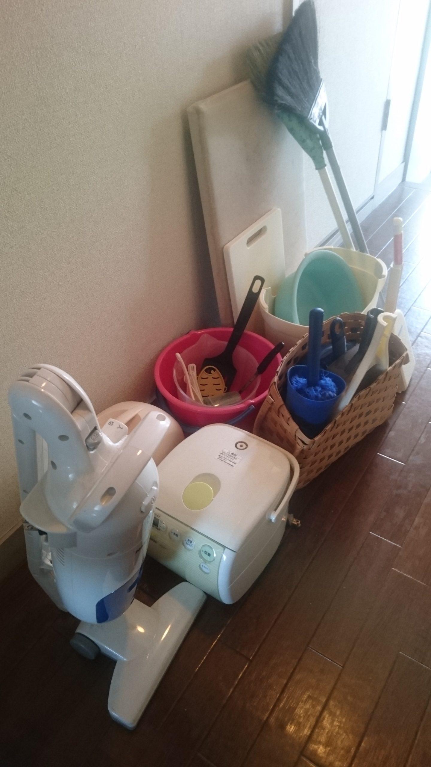 【愛知県名古屋市瑞穂区】炊飯器やキッチン用品などの回収