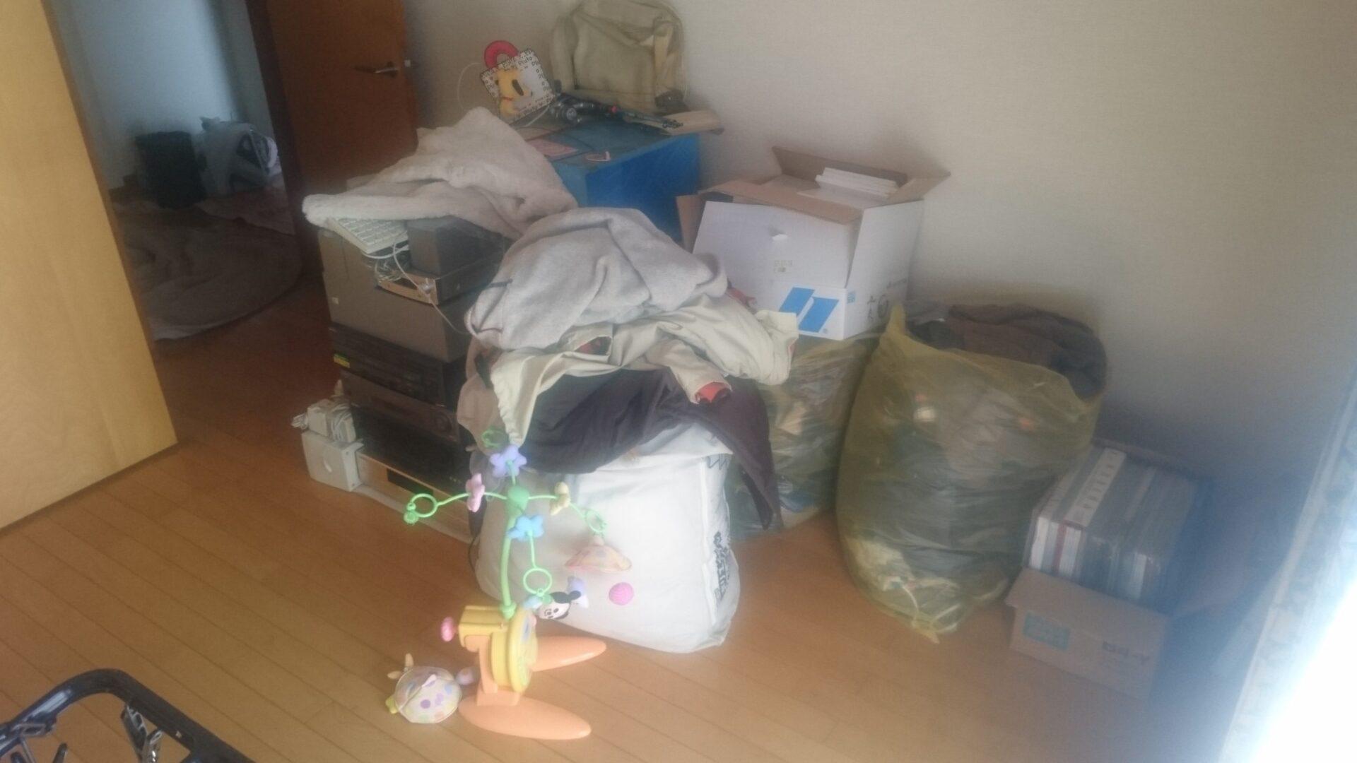 【愛知県名古屋市緑区】衣類や電化製品などの回収