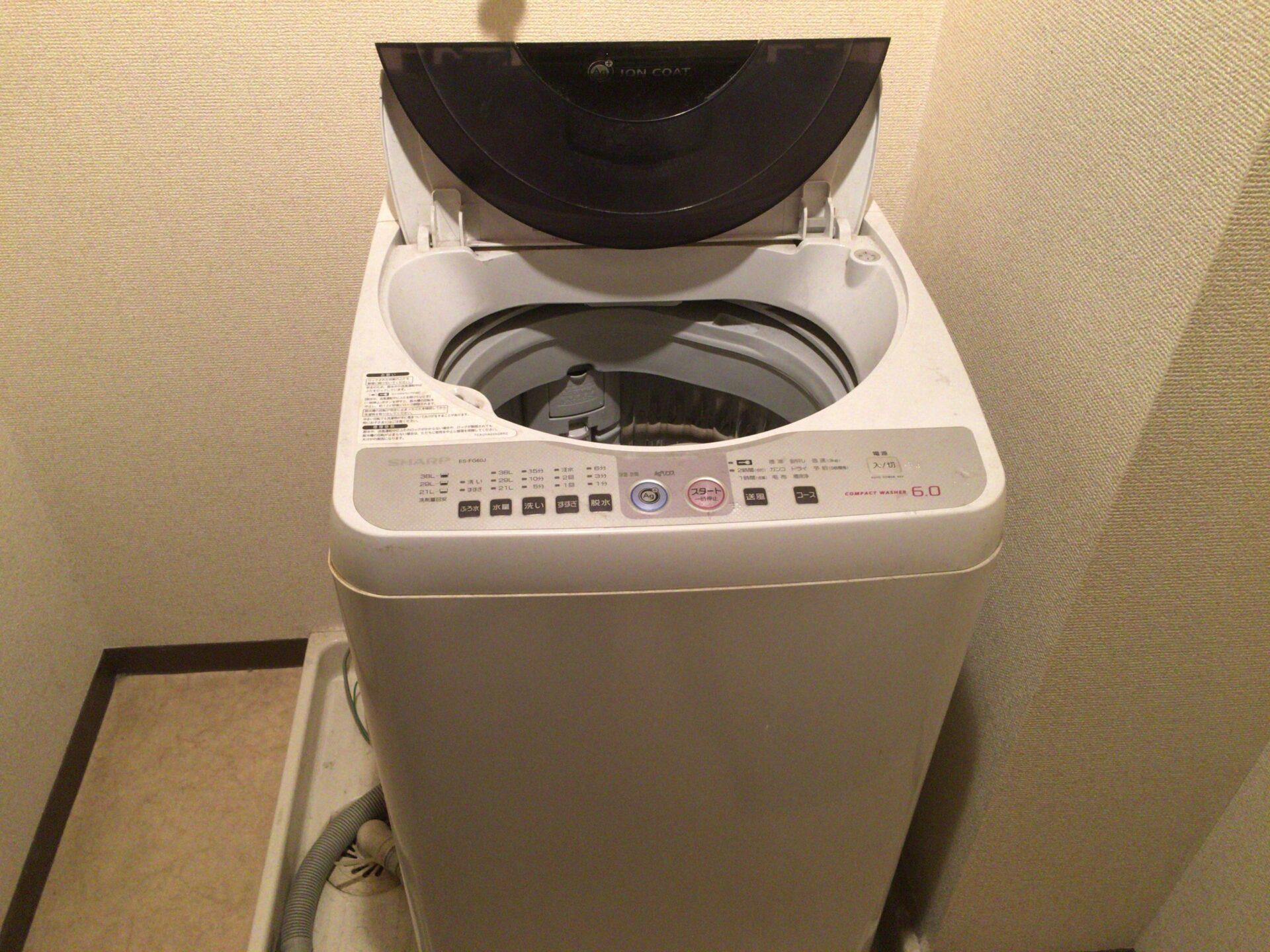 【愛知県名古屋市西区】洗濯機の出張回収