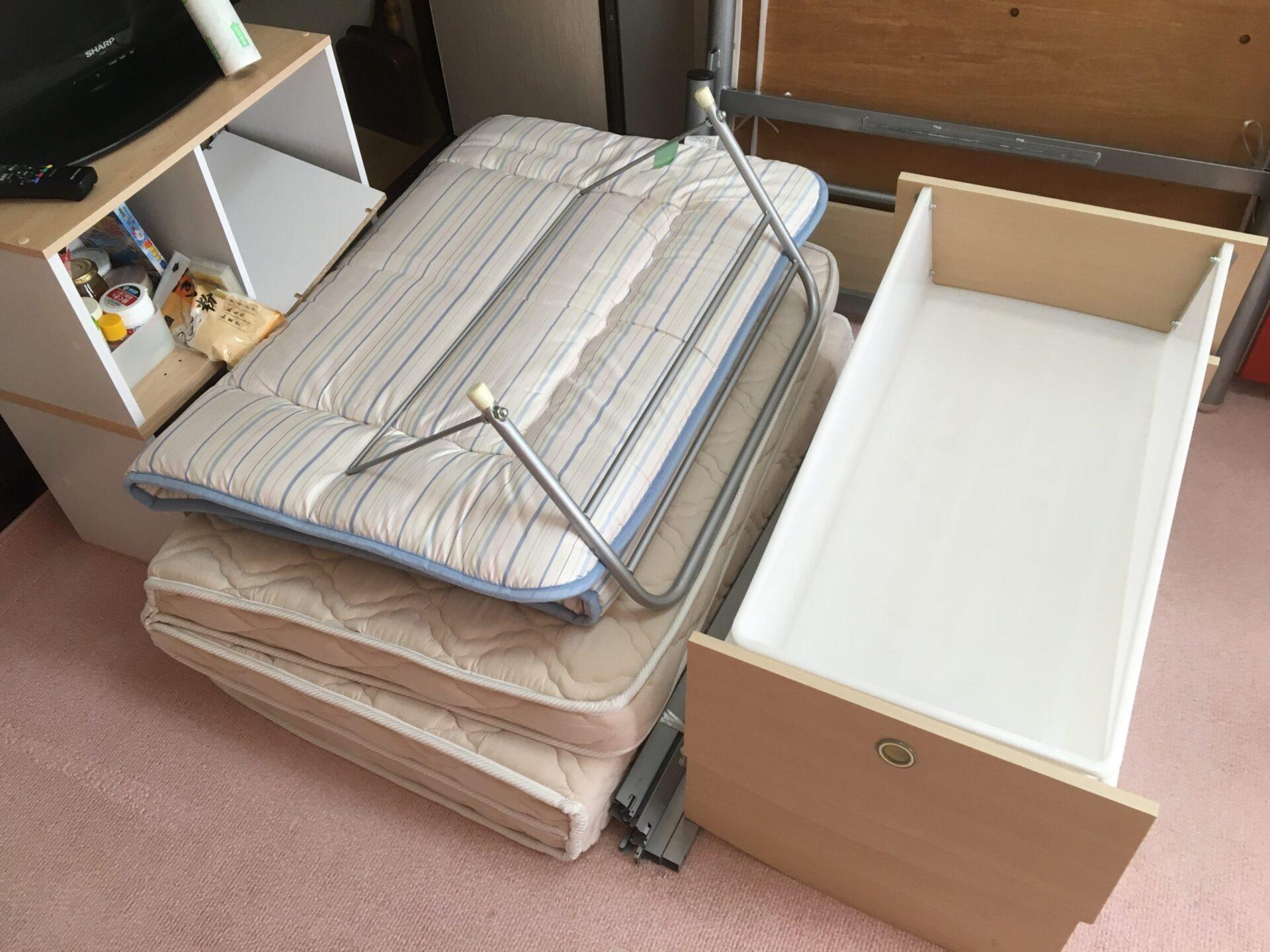 【愛知県名古屋市名東区】寝具一式の出張回収