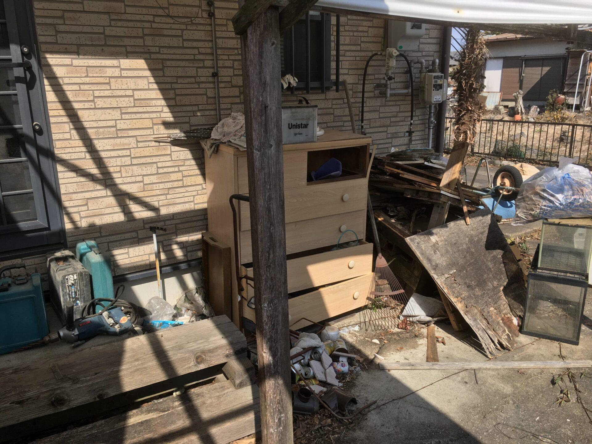 【愛知県名古屋市中川区】木材などの出張回収
