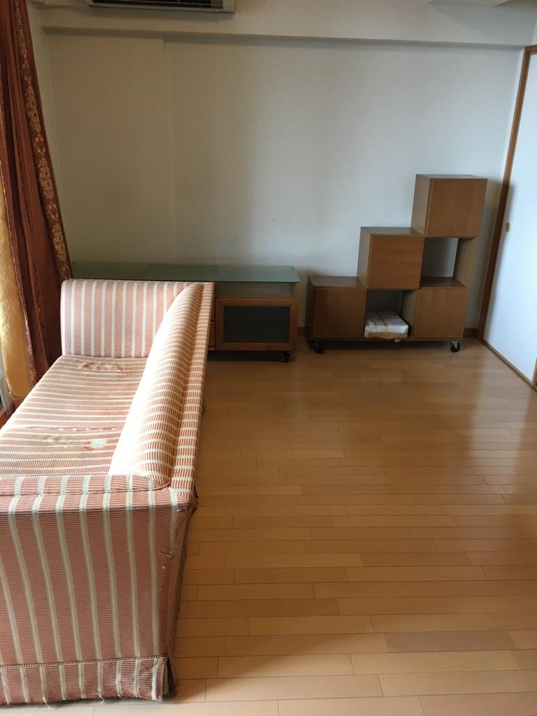 【愛知県名古屋市西区】ソファやテレビボードなどの回収