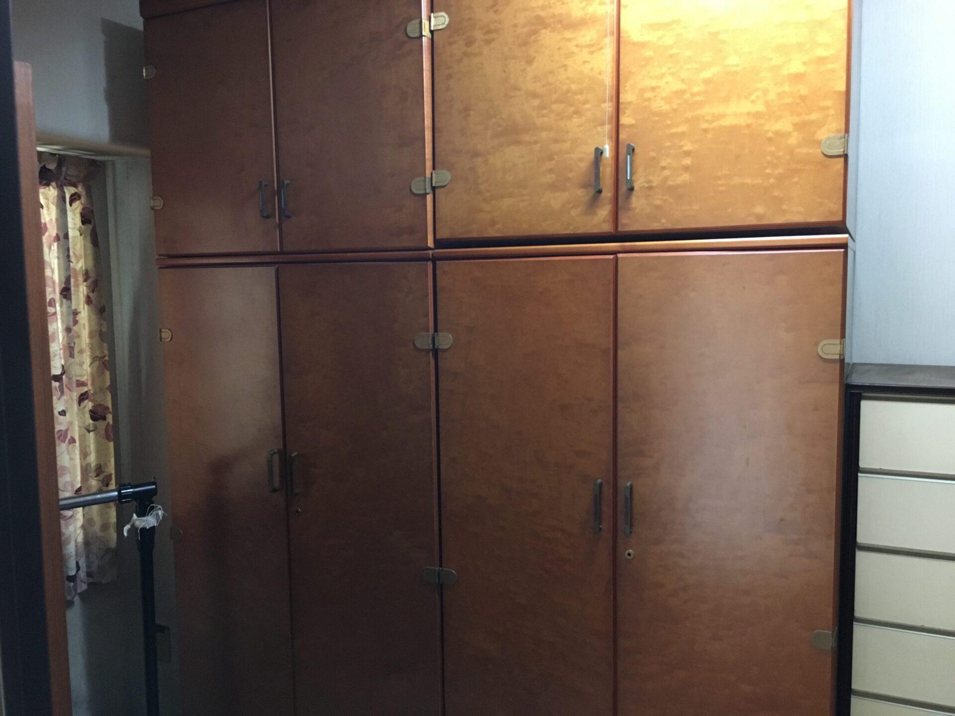 【愛知県名古屋市瑞穂区】タンス2本の出張回収
