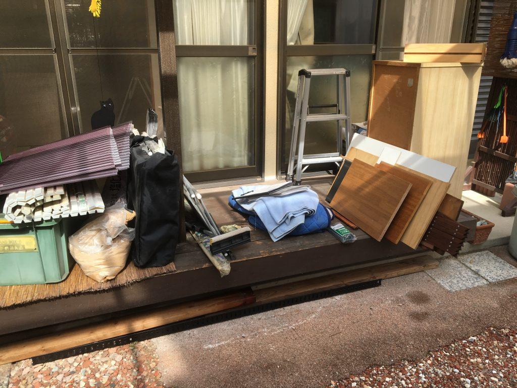【愛知県名古屋市瑞穂区】木材などの回収