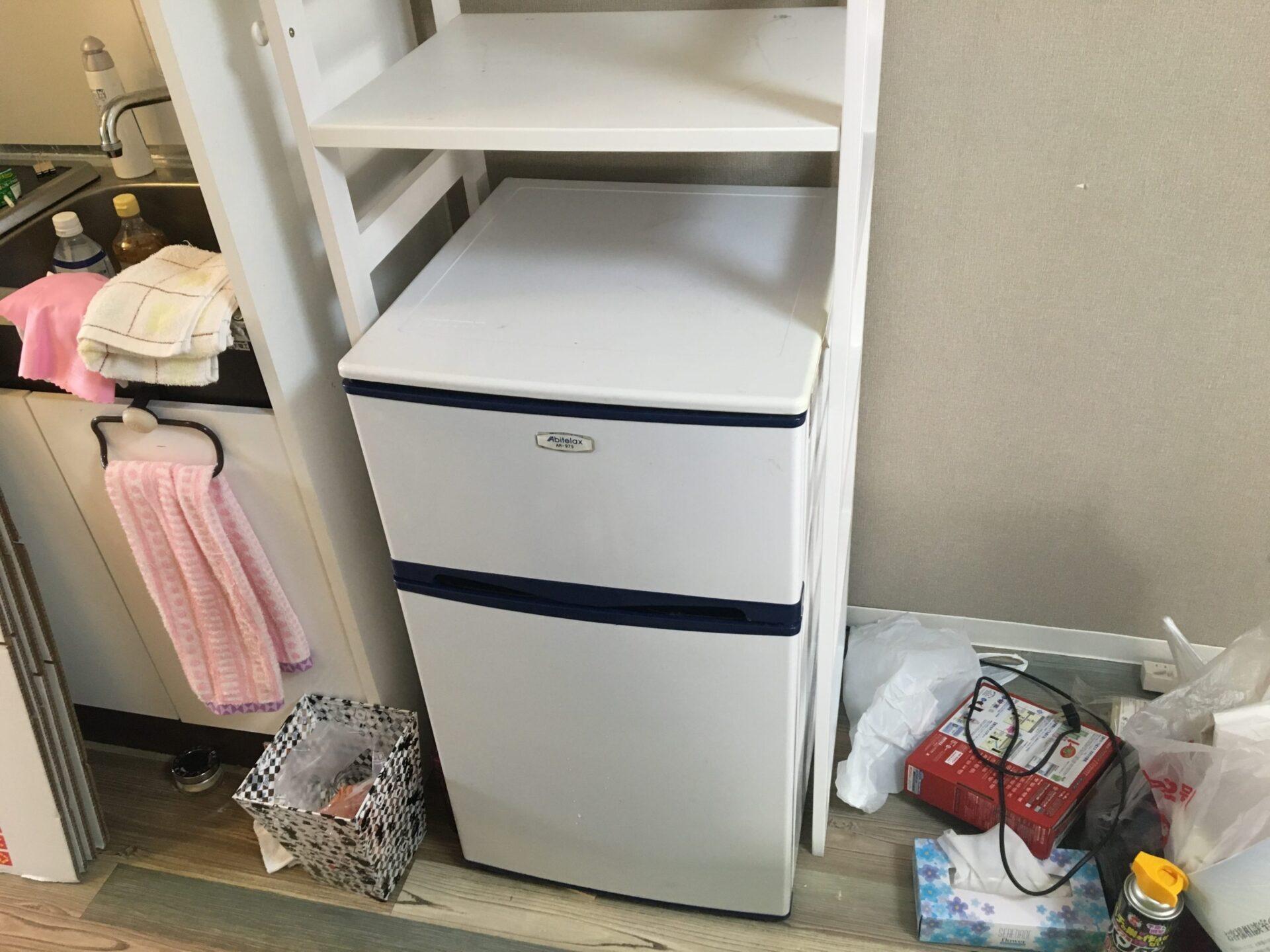【愛知県名古屋市西区】冷蔵庫の買取