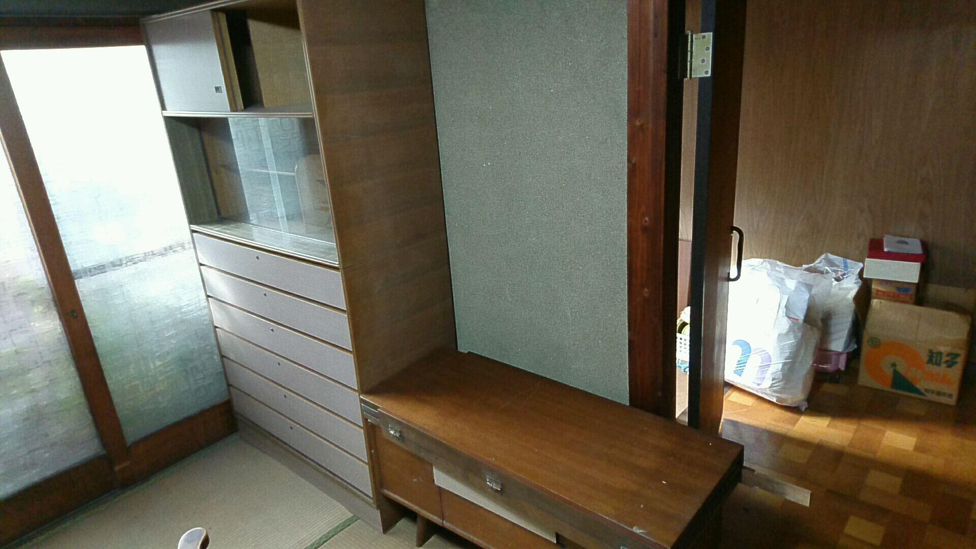 【愛知県名古屋市緑区】家具の出張回収