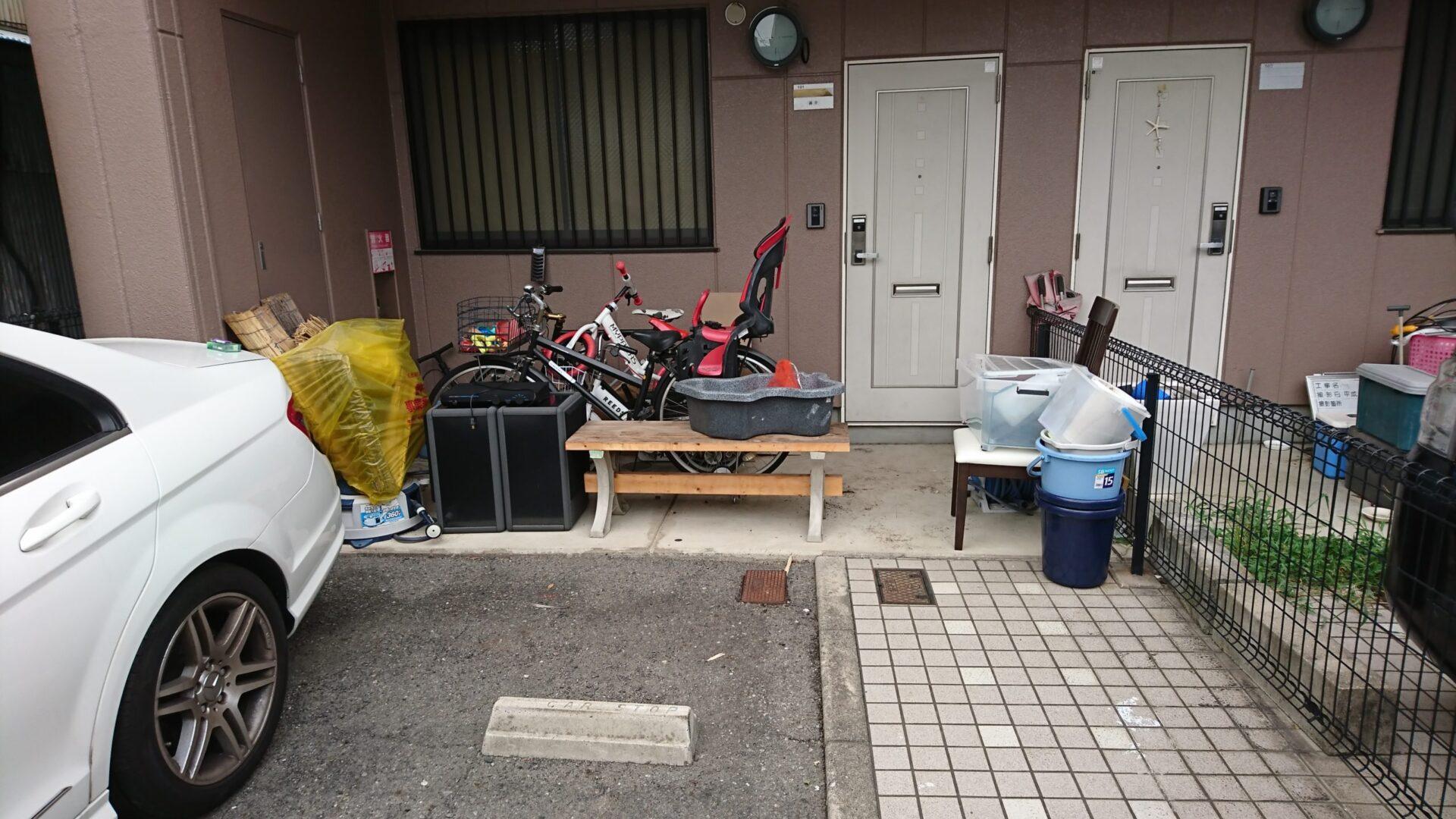 【愛知県名古屋市瑞穂区】衣装ケースなどの出張回収