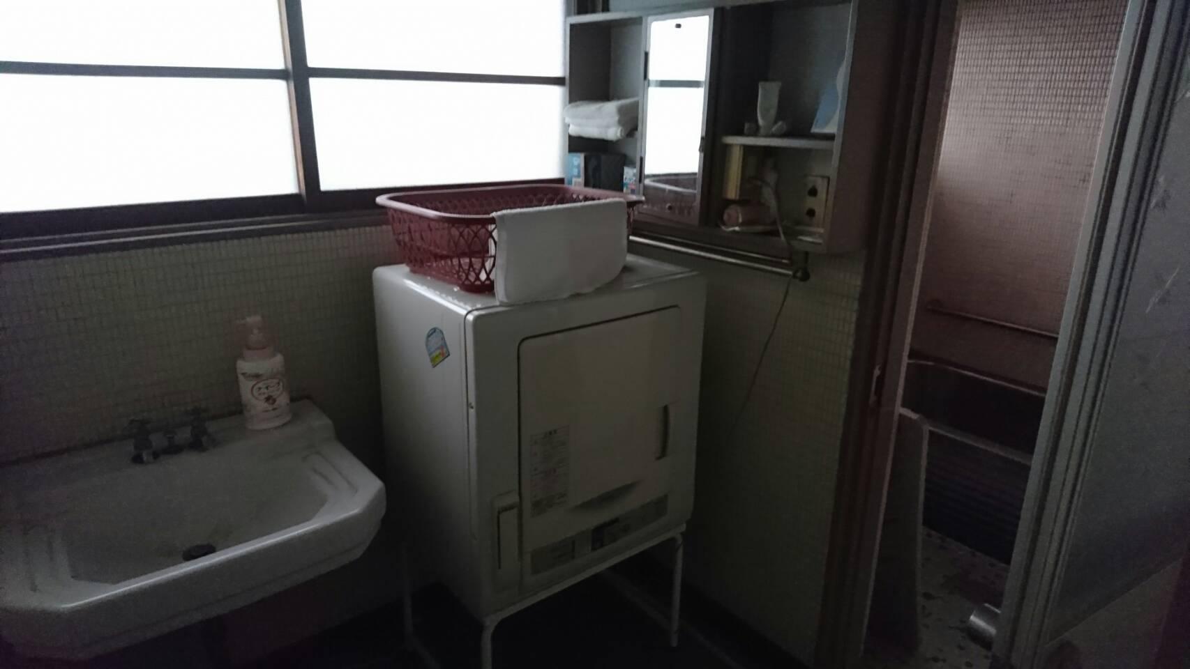 【愛知県名古屋市北区】衣類乾燥機の出張回収