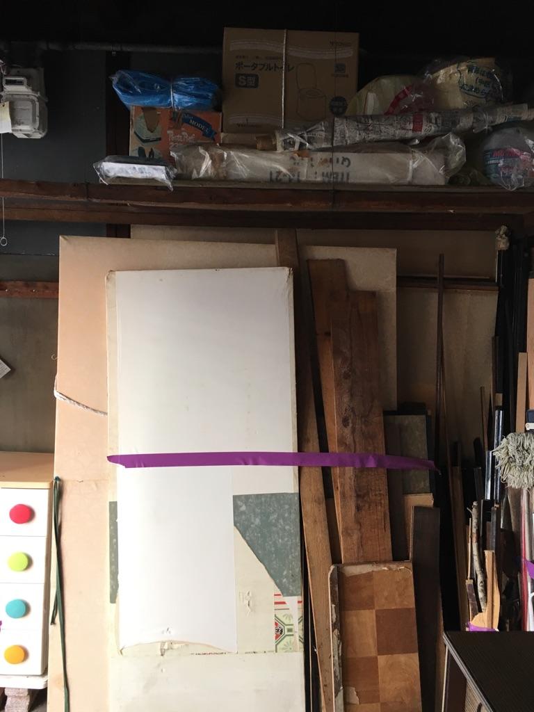 【愛知県名古屋市中区】転居に伴い木材などの処分