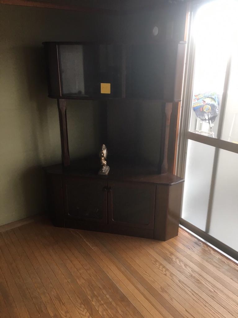 【愛知県名古屋市千種区】テレビボードの不用品回収