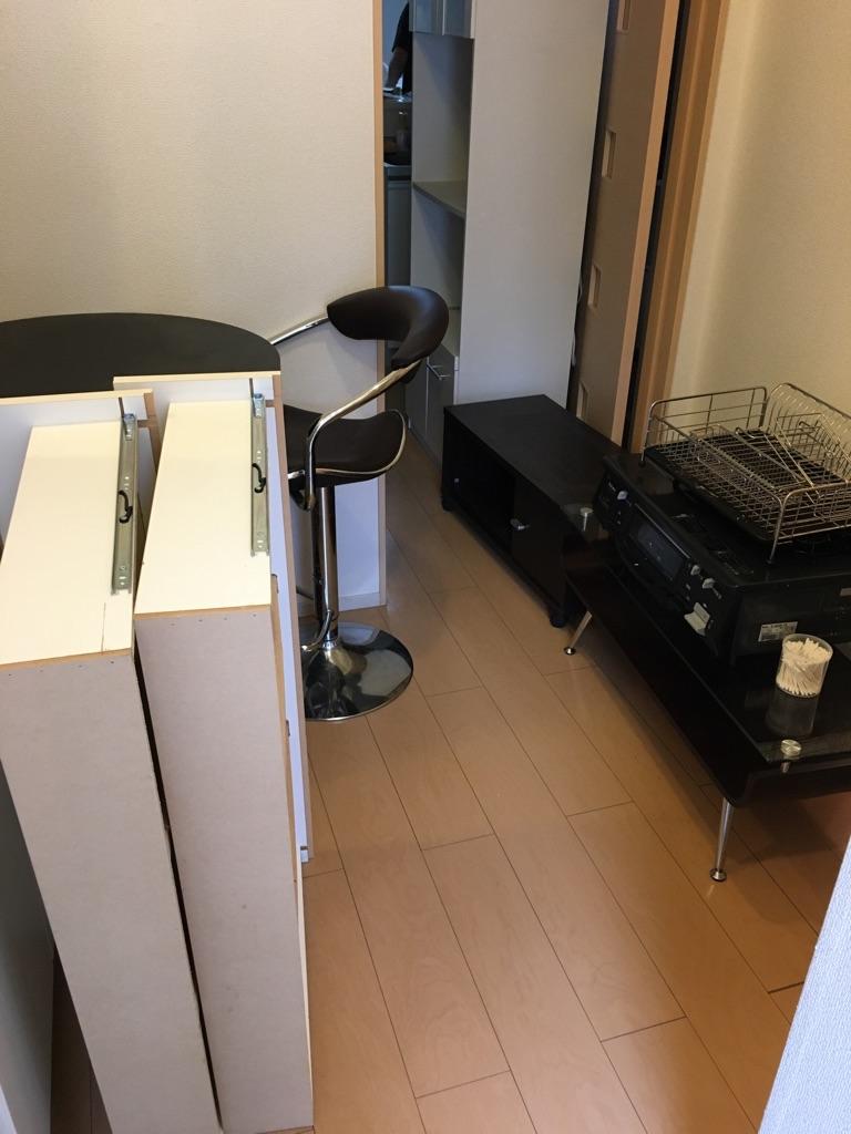 【愛知県名古屋市千種区】ベッド枠や机などの処分