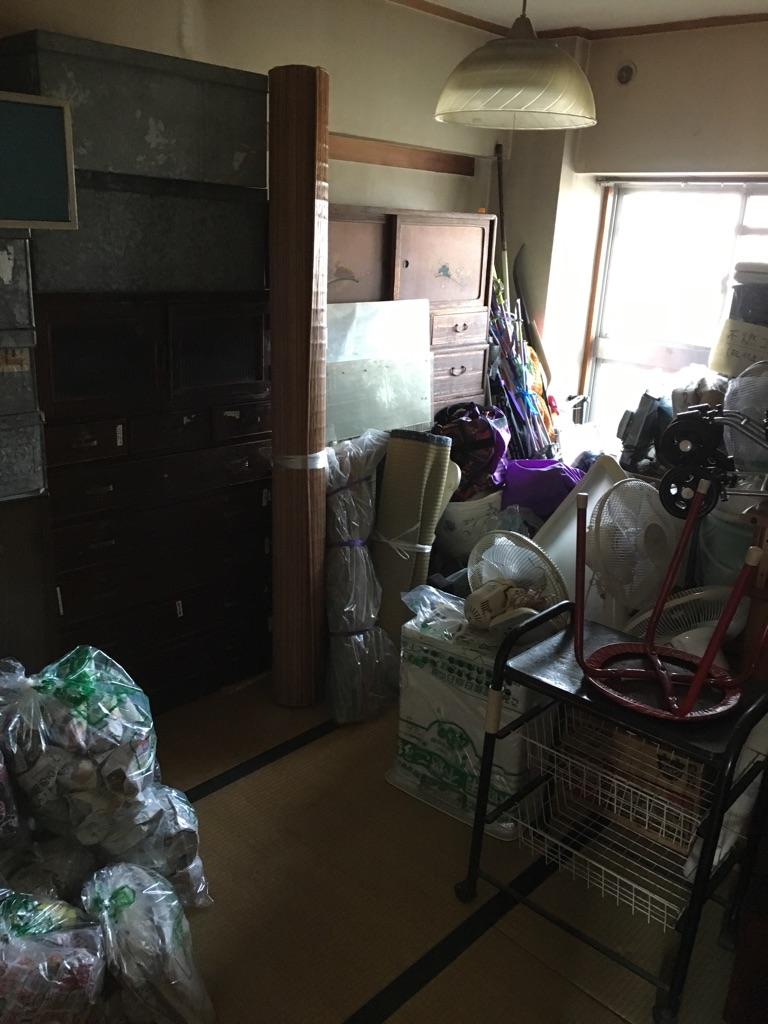 【愛知県名古屋市北区】引っ越しに伴う不用品回収