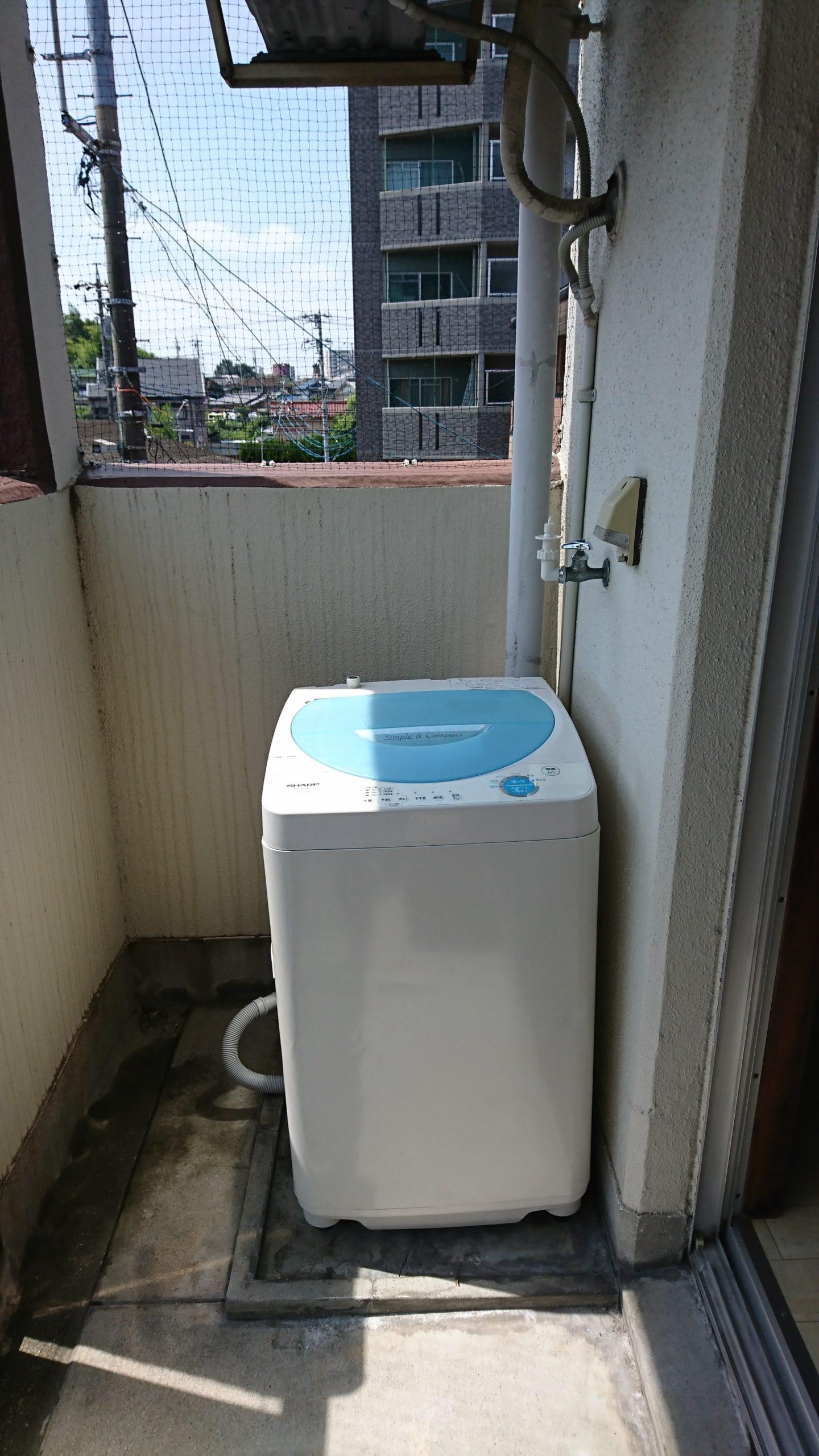 【愛知県名古屋市中村区】洗濯機の出張回収