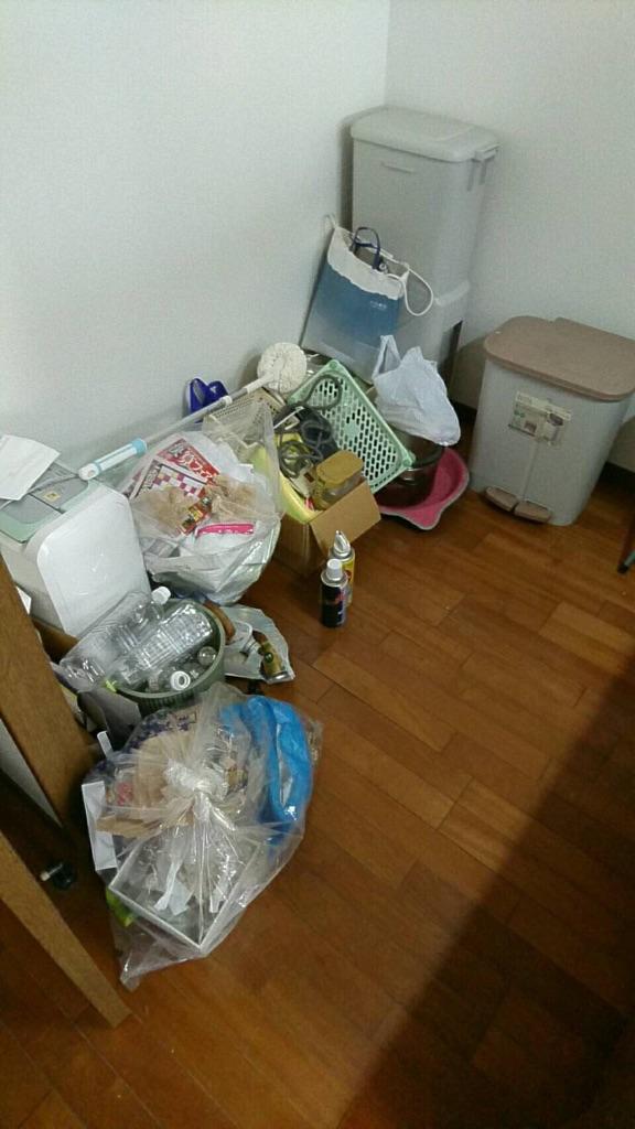 【愛知県名古屋市名東区】生活不用品の出張回収