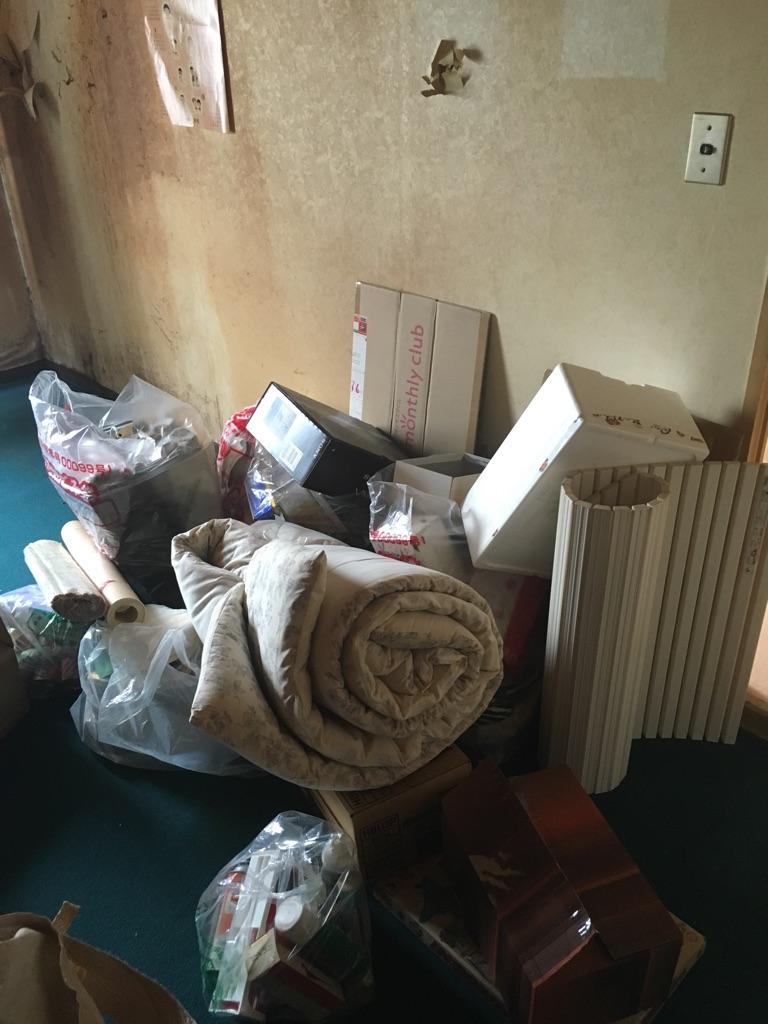 【愛知県名古屋市守山区】布団や生活雑貨などの出張回収