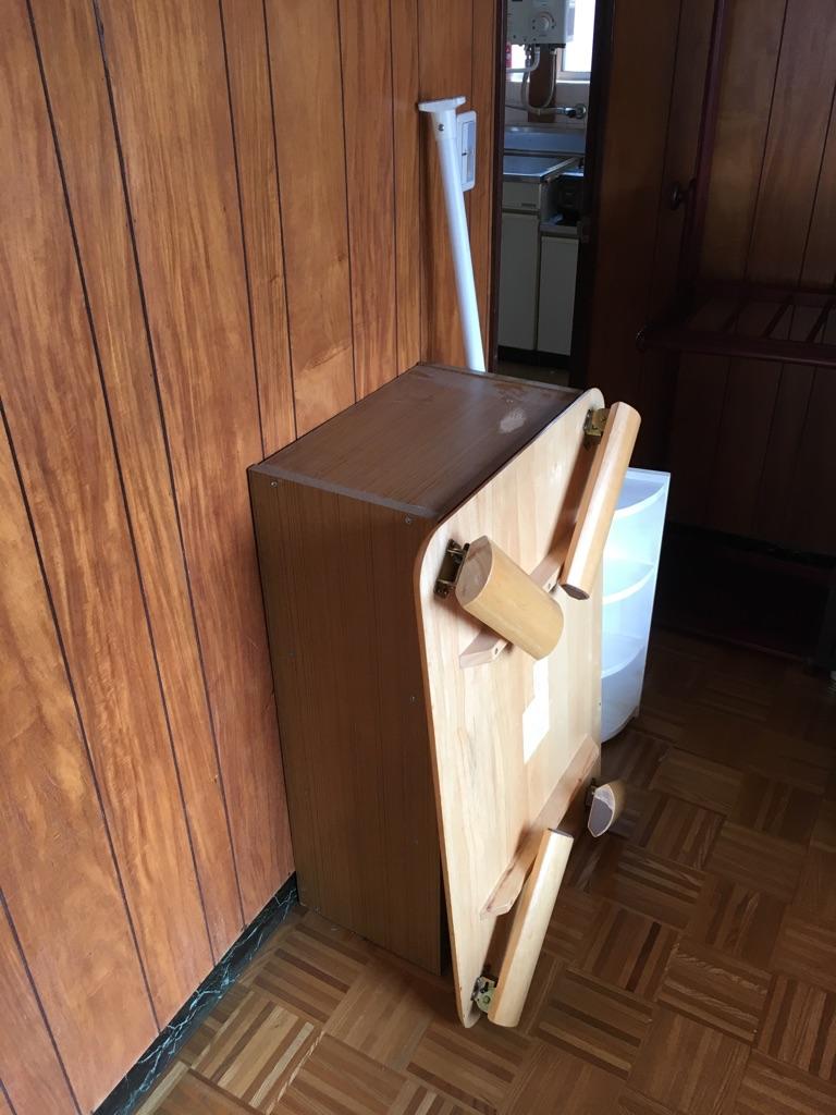 【愛知県名古屋市千種区】机などの小家具の回収