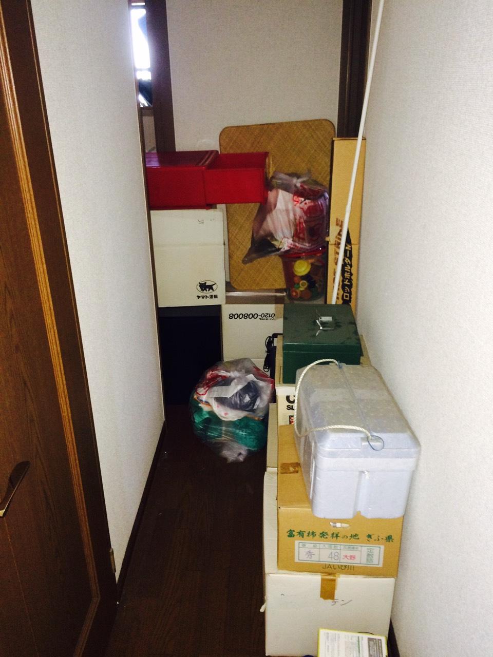 【愛知県名古屋市東区】夏物衣類や夏物家電、クーラーボックスなどの回収