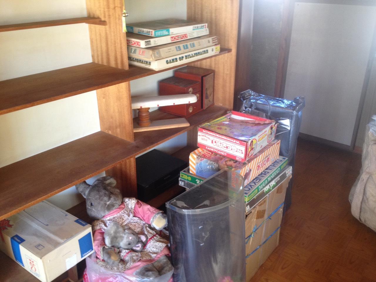 【愛知県名古屋市西区】生活雑貨などの不用品回収