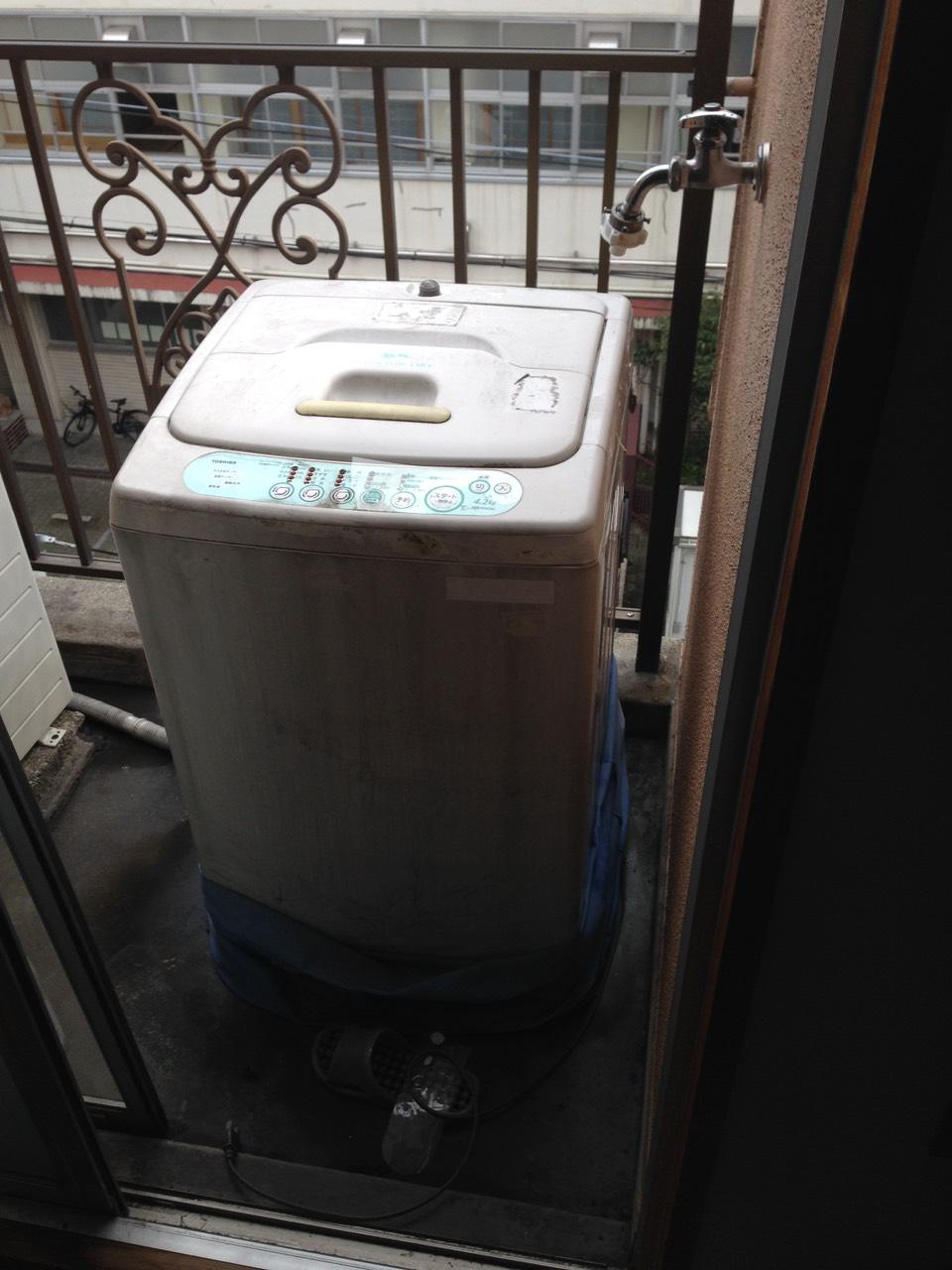 【愛知県名古屋市天白区】洗濯機の出張回収