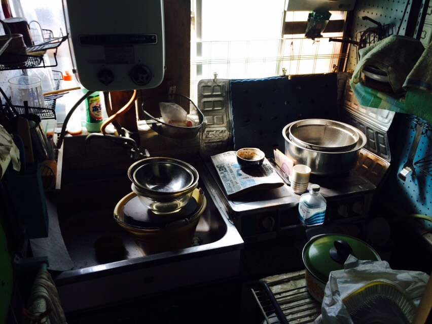 【愛知県名古屋市中区】キッチン周りの不用品回収